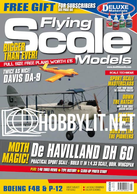 Flying Scale Models - May 2021