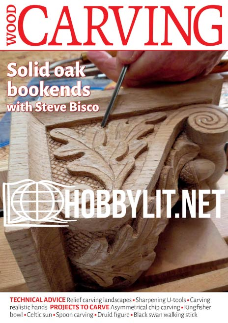 Woodcarving Issue 180