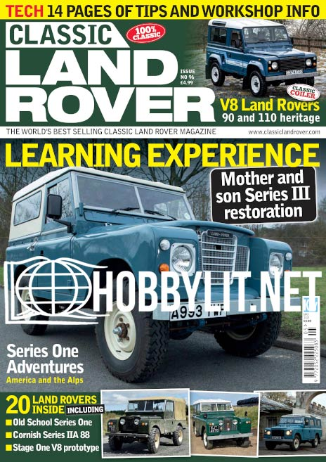 Classic Land Rover - May 2021