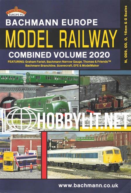 Bachman Europe Model Railway Combined Volume 2020