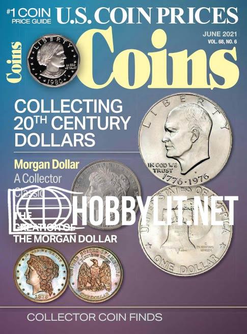 Coins - June 2021(vol.68, No.6)