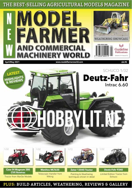 Model Farmer and Commercial Machinery World - April/May 2021 (Vol.1,Iss.2)