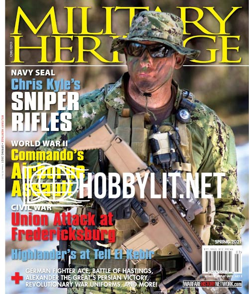 Military Heritage - Spring 2021 ( Vol.23,No.1)