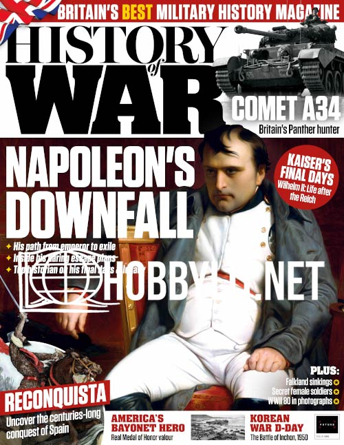 History of War Issue 93