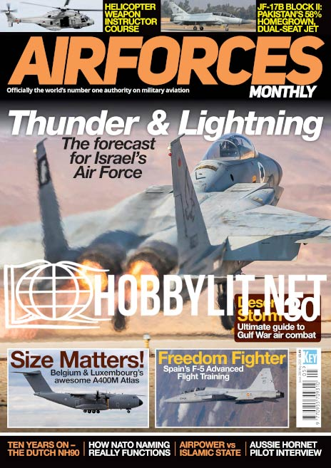 Air Forces Monthly - May 2021 (Iss.398)