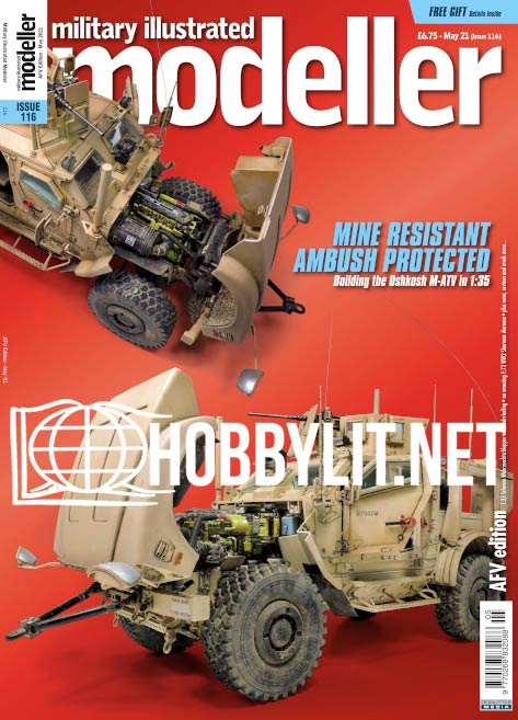 Military Illustrated Modeller - May 2021 (Iss.116)