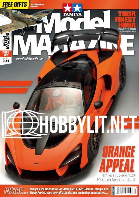 Tamiya Model Magazine International - May 2021 (Iss.307)
