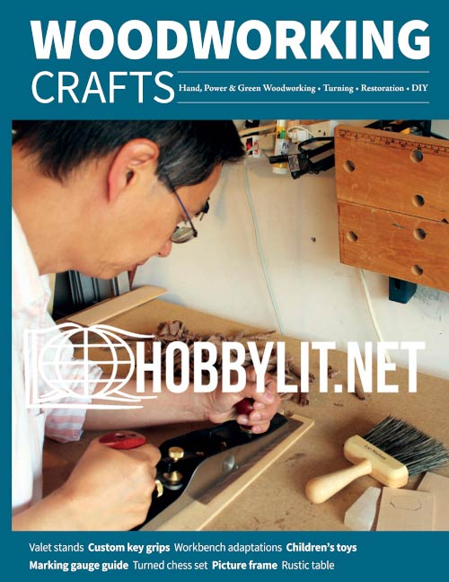 Woodworking Crafts Issue 67