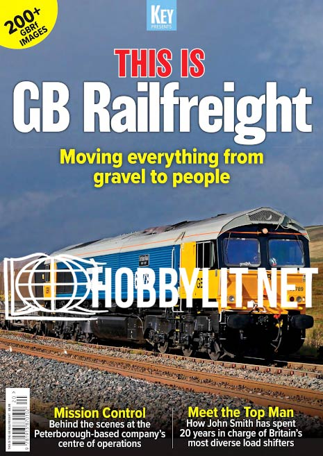 This is GB Railfreight