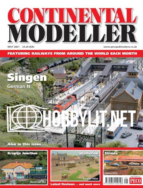 Continental Modeller - May 2021 (Vol.43 No.5)