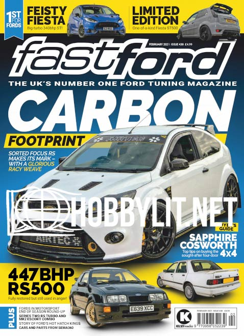 Fast Ford - February 2021 (Iss.430)