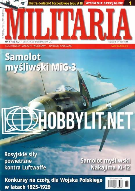 Militaria Wydanie Specjalne 2021-01
