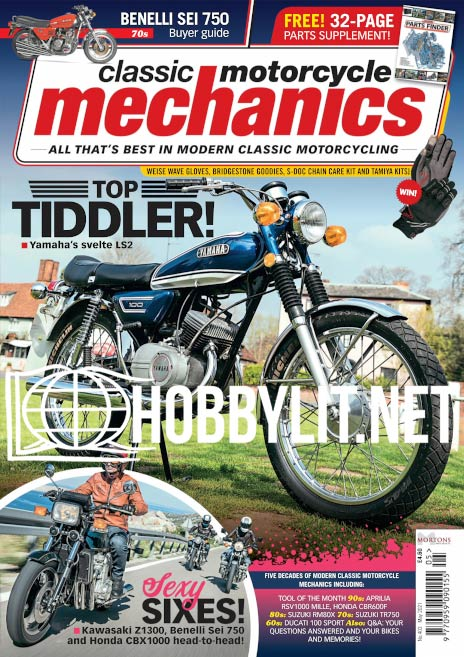 Classic Motorcycle Mechanics - May 2021 (Iss.403)