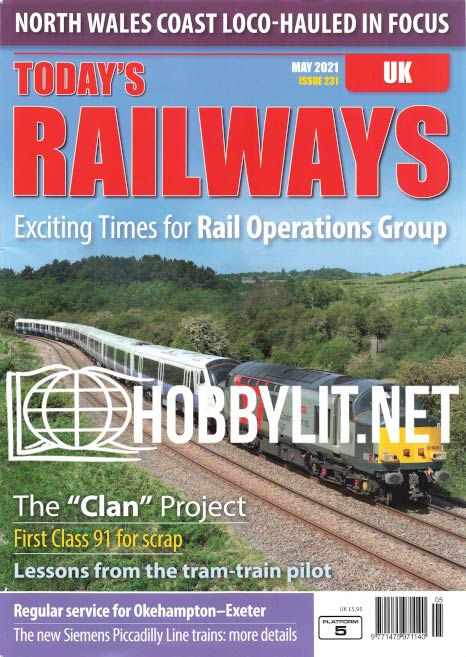 Today's Railways UK - May 2021 (Iss.231)