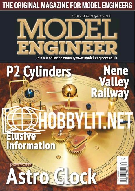 Model Engineer 23 April-6 May 2021 (No 4663)