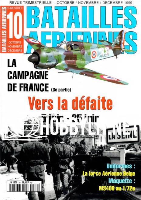 Batailles Aeriennes Numero 9