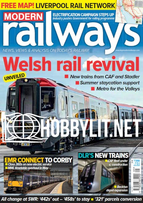 Modern Railways - May 2021 (No.872)