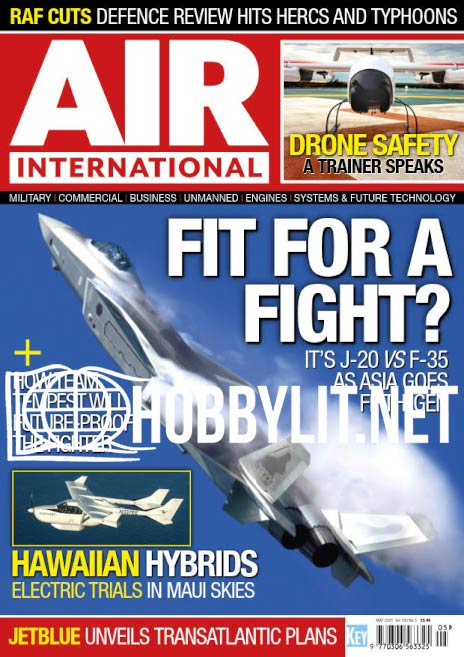 Air International - May 2021 (Vol.100 No.5)