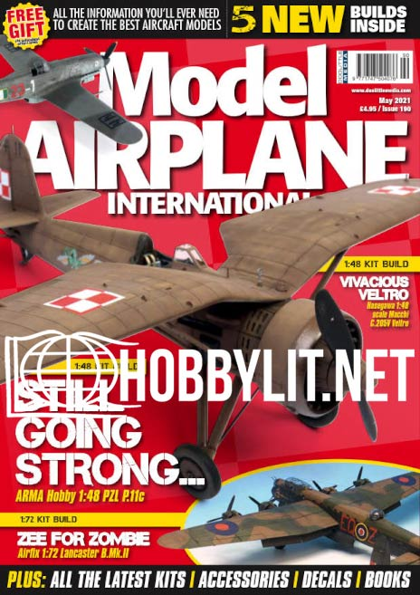 Model Airplane International - May 2021 (Iss.190)