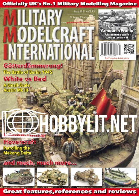 Military Modelcraft International - May 2021 (Vol.25 Iss.07)