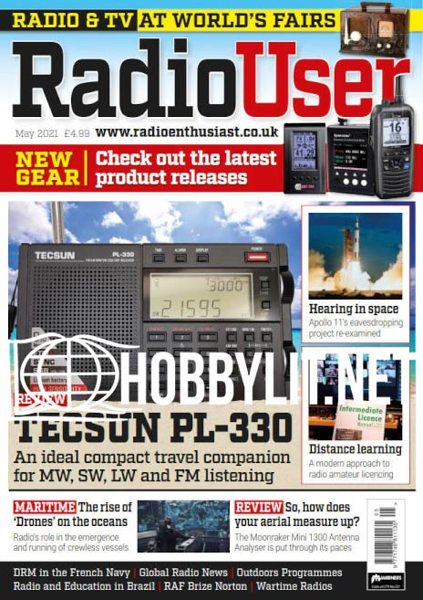 Radio User - May 2021 (Vol 16,No.5)