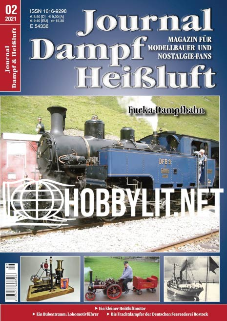 Journal Dampf & Heißluft 2021-02
