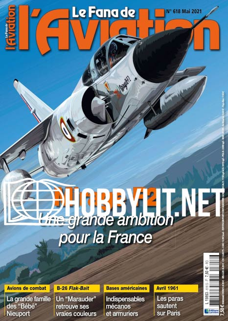 Le Fana de L'Aviation - Mai 2021 (No.618)
