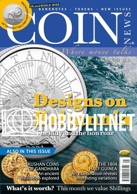 Coin News - May 2021 (Vol.58,No.5)