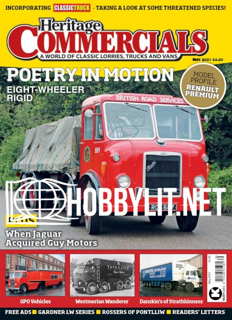 Heritage Commercials Magazine  May 2021