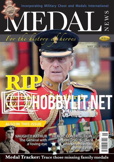 Medal News - May 2021 (Vol.59 No.5)