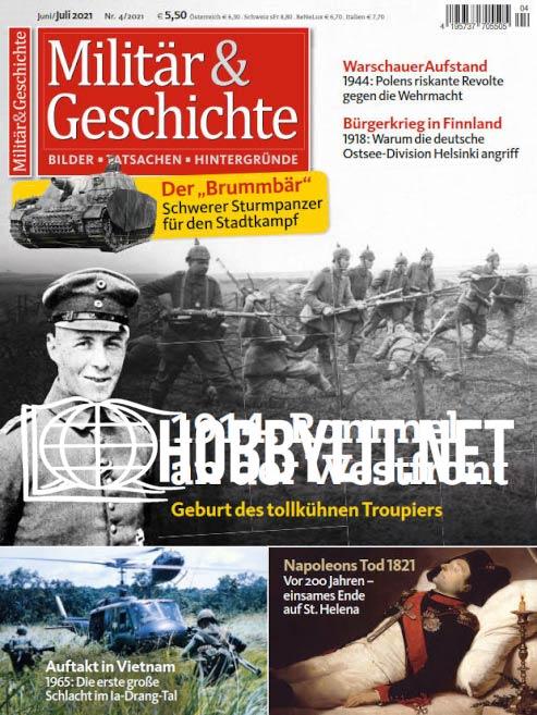 Militär & Geschichte – Juni/Juli 2021