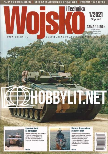 Wojsko i Technika 2021-01 (Iss.64)
