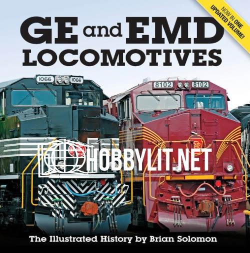 GE and EMD Locomotives