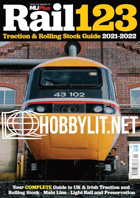 Rail 123.Traction & Rolling Stock Guide 2021-2022