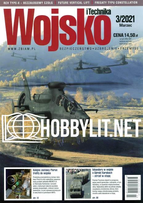 Wojsko i Technika 2021-03