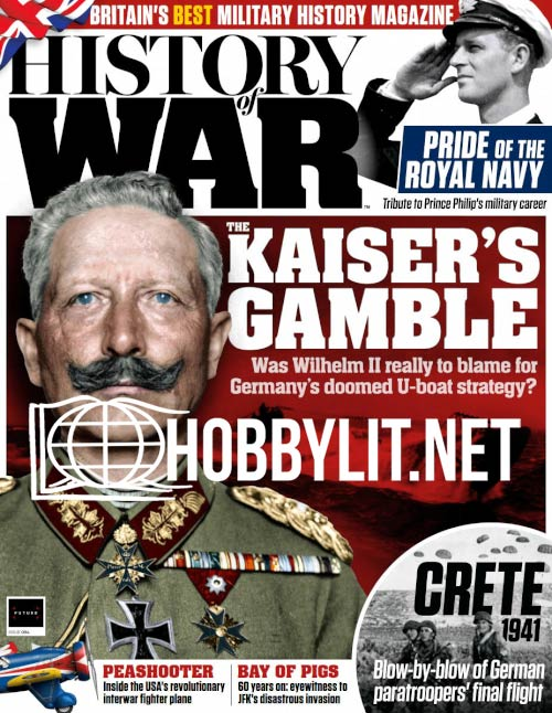 History of War Issue 094