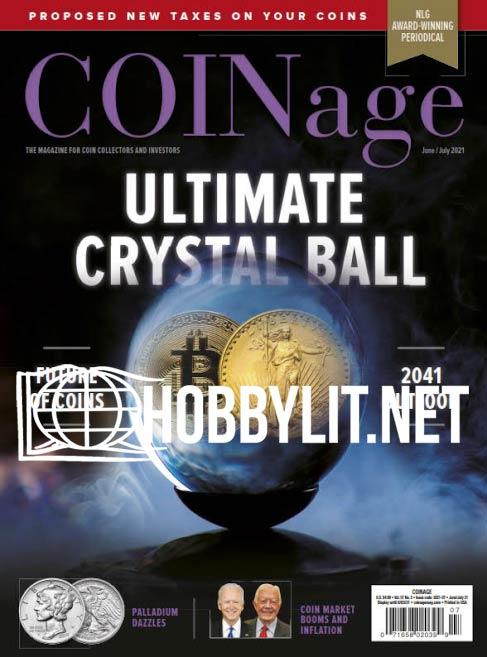 COINage - June/July 2021 (Vol.57 No.3)