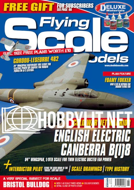 Flying Scale Models - June 2021 (Iss.259)