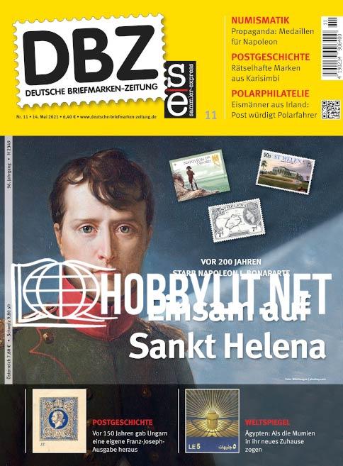 Deutsche Briefmarken-Zeitung – 14 Mai 2021