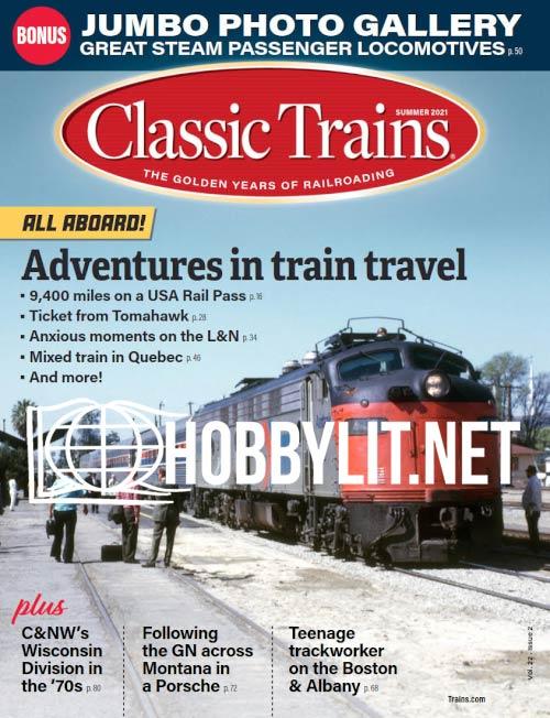 Classic Trains - Summer 2021 (Vol.22 No.2)