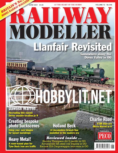 Railway Modeller - June 2021 (Iss.848)