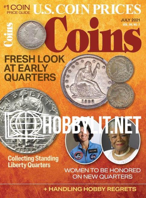 Coins – July 2021 (Vol.68 No.7)