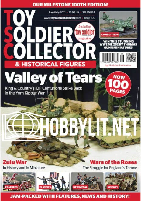 Toy Soldier Collector - June/July 2021 (Iss.100)