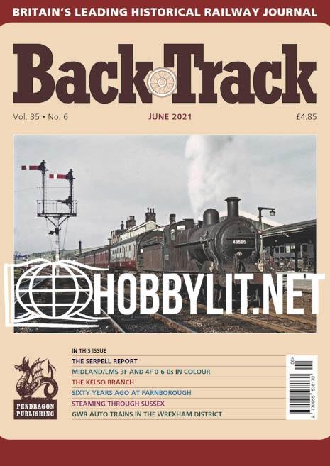 Back Track - June 2021 (Vol.35 No.6)