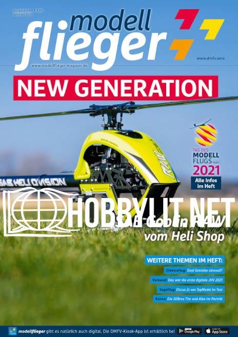 Modellflieger – Juni/Juli 2021