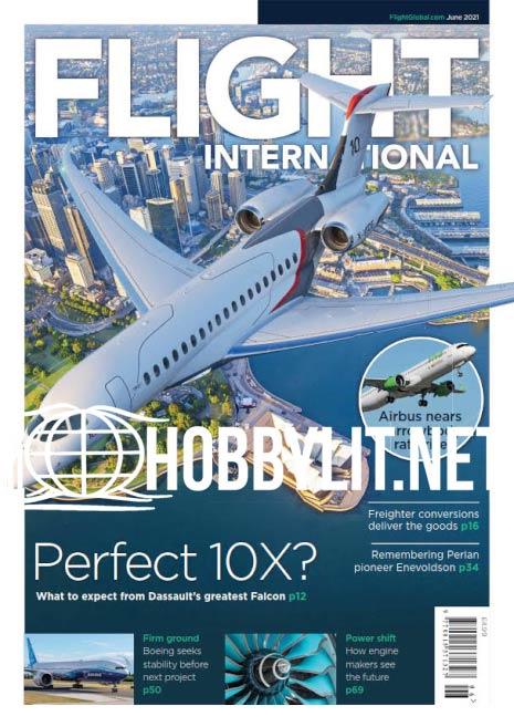 Flight International - June 2021