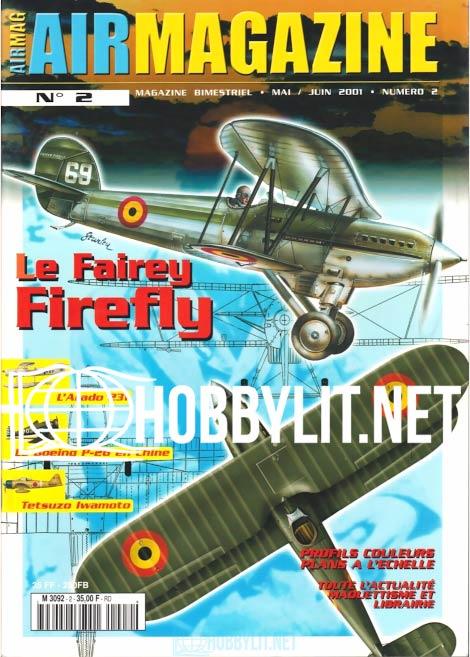 AIR Magazine - Mai/Juin 2001 (No.02)