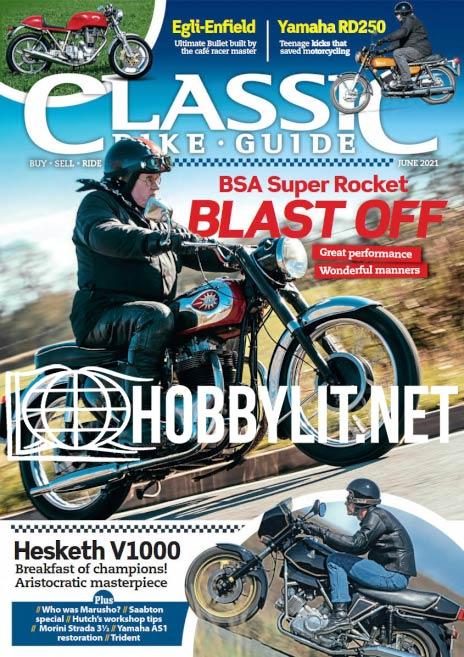 Classic Bike Guide - June 2021