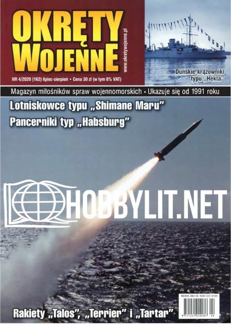 Okrety Wojenne 2020-04 (No.162)