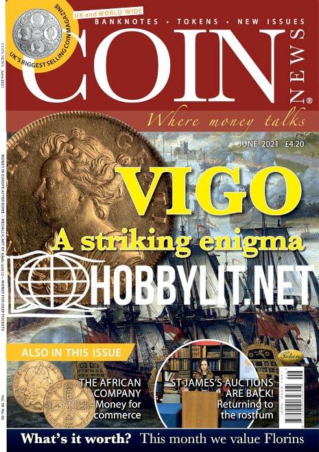 Coin News – June 2021 (Vol.58 No.6)